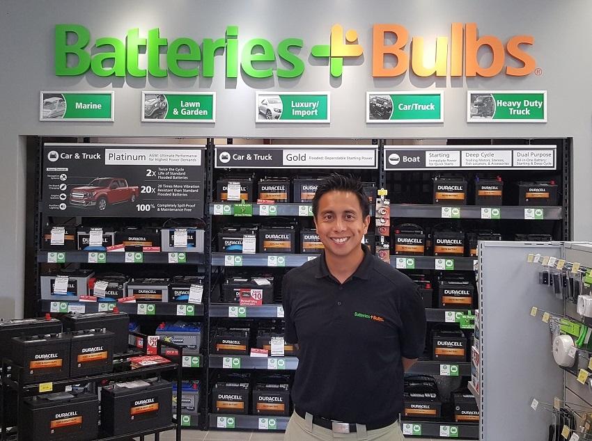 Eros Corpus Owner of Batteries + Bulbs White Plains NY